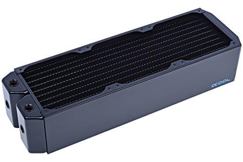 Alphacool 14182 NexXxoS Radiator - CPU Wasserkühlung, Monsta 360mm, Kupfer / Schwarz