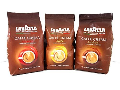 Lavazza Caffe Kaffee Bohnen dolce classico & gustoso