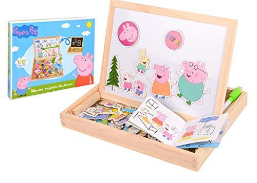 Magnetspielbuch Peppa Wutz Magnetbuch Peppa Pig Magnet Spiel Buch