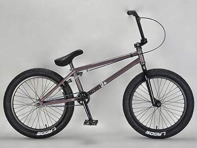 Mafiabikes Kush 2+ 20 inch BMX Bike Gray