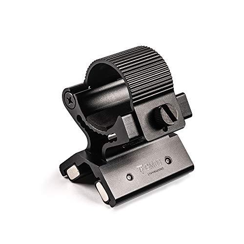 TrustFire GM03 Magnet Halterung Taschenlampe Mount Halter Magnethalter für Taschenlampe mit Durchmesser 23-26 mm - kraftvoll mit leistungsstarker Magnet und Gewindedesign