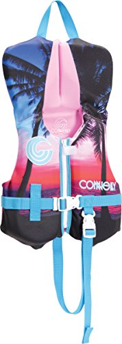 Save %13 Now! Connelly Infant Neoprene Vest, Under 30Lbs, Girl 2017