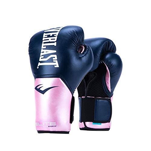 BUDBYU Boxhandschuh, Erwachsene Männer und Frauen Sanda Trainingshandschuhe, Muay Thai Fighting Free Fighting Professionelle Sandsackhandschuhe Fitness-Schutz