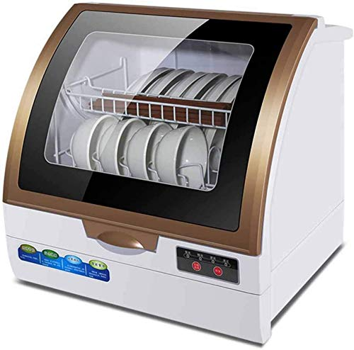 ZCCL Comptoir Compact - Portable sans Avoir Besoin d'ajouter de l'eau manuellement, Pas de Nettoyage des Coins Morts, pour Le Bureau d'appartement et la Cuisine à la Maison
