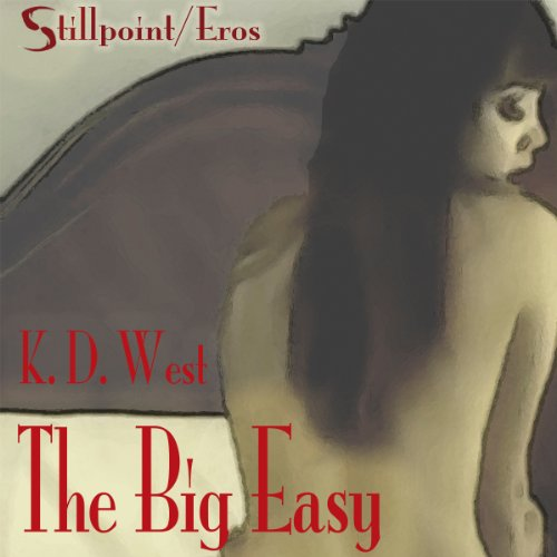 The Big Easy audiobook cover art