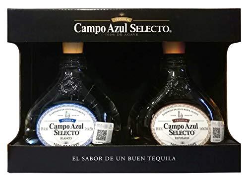Tequila 3 Generaciones marca CAMPO AZUL