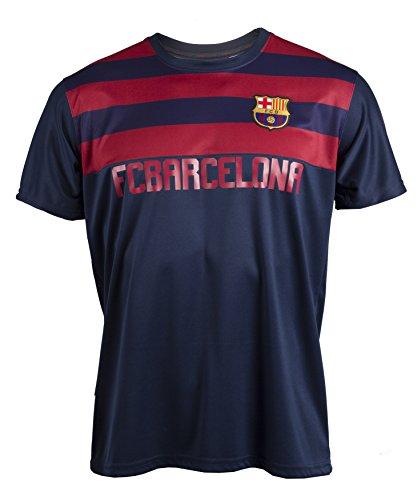 FC Barcelona Barça-Trikot, offizielle Kollektion, Erwachsenengröße, für Herren L marineblau