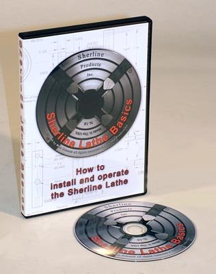 Fantastic Prices! Sherline 5335 - Sherline Lathe Basics (DVD)