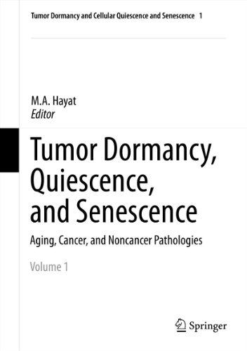 Tumor Dormancy, Quiescence, and Senescence, Volume 1: Aging, Cancer, and Noncancer Pathologies (Tumor Dormancy and Cellular Quiescence and Senescence) (English Edition)