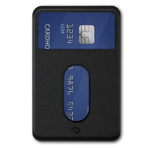 PITAKA Magnetic Card Holder [MagEZ Card Sleeve] for Credit Or Business Cards Compatible with...