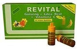 Revital Ginseng 20 ampollas