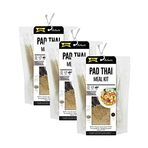 Kit ingredientes Pad Thai - pack 3 unidades (6 comensales en total)