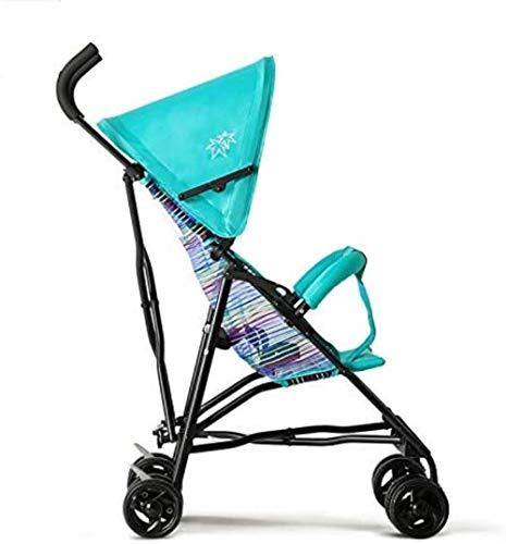 Landaus Poussette bébé Go Out Ultra léger Can Sit été Chariot léger Pliant Simple Portable Parapluie Enfant Fournitures pour bébé ( Color : A )