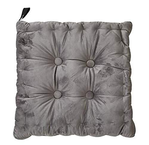 YZjk Corduroy Thicken Sitzkissen,füllen Sie Den Platz Weichen Und Bequemen Tatami Büro Sofa Stuhl Kissen Grab 40x40x9cm(16x16x4inch)