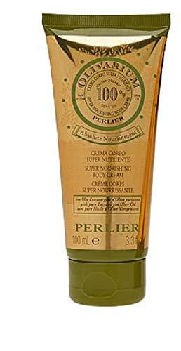 Perlier Extra Virgin Olive Oil Cream Body 3.3 Columbus supreme Mall Nourishing Super