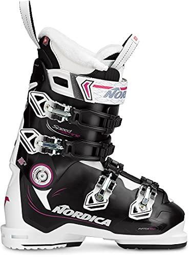 Nordica Skischuhe SPEEDMACHINE 105 W Bianco/Nero/Fucsia 24 Mondo