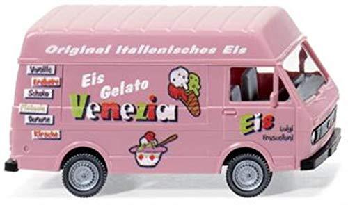 Wiking 030101 VW LT 28 Verkaufswagen 'Eis Venezia' 1:87