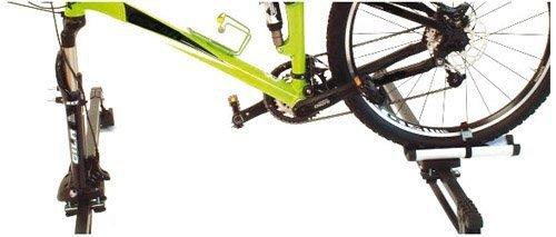 Peruzzo PE 702, Portaciclo Auto Anche per Freni A Disco Culla+Bloccaggio (Dimensione Max Barra 70...