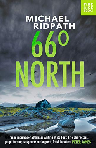 66° North (A Magnus Iceland Mystery) (English Edition)
