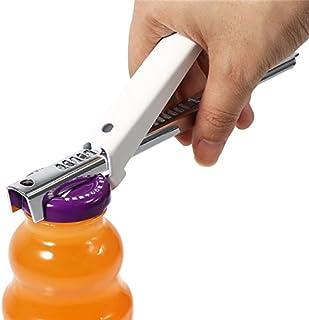 Adjustable Jar Lid Opener Stainless Steel Jar Can Opener Practical Can Seal Lid Remover Bottle Jar Opener