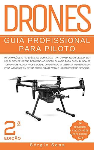 Drones: Guia Profissional para Piloto | 2º Edição