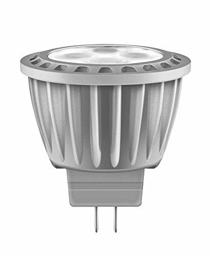 OSRAM LED-Reflektorlampe GU4 Star MR11 12V / 3,7W - 20 Watt-Ersatz, LED-Spot Abstrahlungswinkel 30° / warmweiß - 2700K