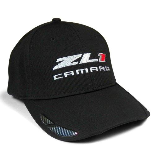 Chevrolet Carbon Fiber Look Accent Baseball Hat for Camaro ZL1