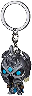 Funko POP World of Warcraft WOW Arthas Model Keychain