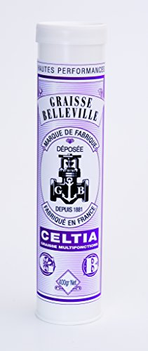 CELTIA Cartouche de graisse Lithium Multi Usage EP2 400g