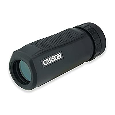 Carson 10x25 BlackWave Monokular
