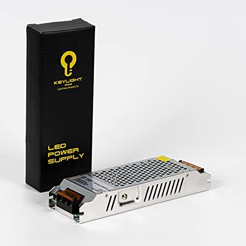 Transformador 24v 150w IP20 para interior   Fuente de Alimentación AC100-240 a DC24V   Drivers para Leds   Certificado CE y ROHS   Transformador Led