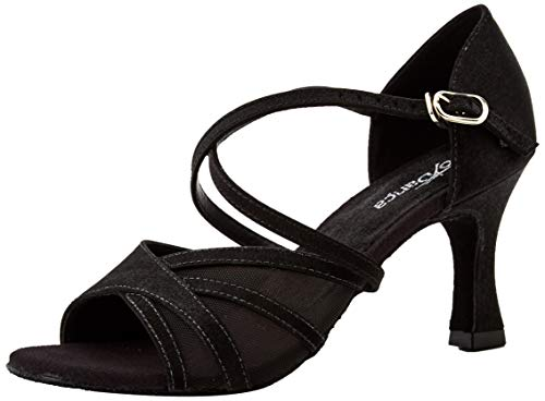 So Danca Bl162, Damen Standard & Latein, Schwarz (Black Black/Black), 36.5 EU (4 UK)