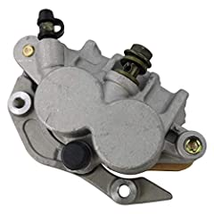 Manufacturer Part # 45150-MEN-006 Replacement Part # 45150-MKE-A71 45150-MEN-A51 This is Front Brake Caliper Assembly with Brake Pads Fit for Honda CRF250 CRF450 2004-2020 Fit for Honda CR125 CR250 2004-2007