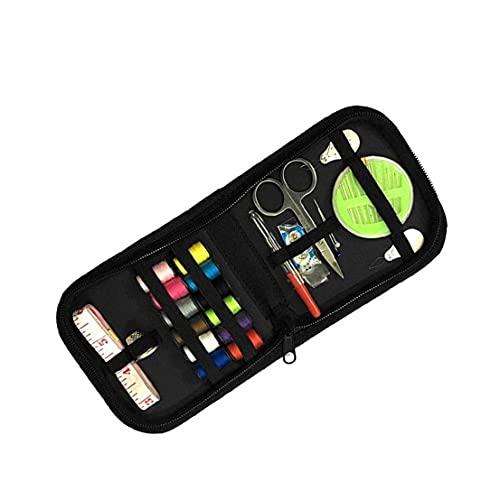 Mini Kit Da Cucito Altamente Classificato Medio Riparatore Di Riparazione Cucito Set Per Riparazioni Di Abbigliamento Di Emergenza Per Bambini Adulti Aghi Per Principianti Forniture Accessori 1 Set