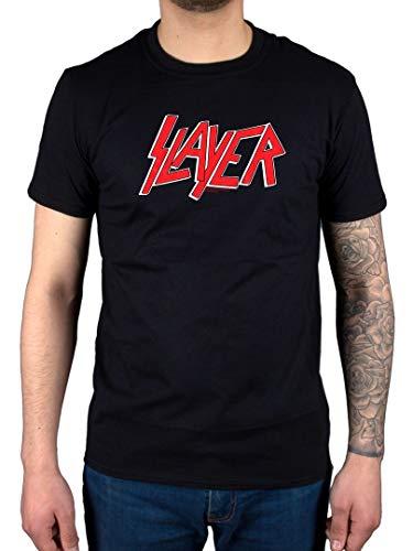 Offiziell Slayer Classic Logo T-Shirt