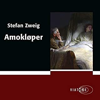 Amokløper [Amok] audiobook cover art