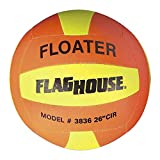 FlagHouse - Volleyball Trainers - Superlight Floater - All-inclusive - Adapted Equipment - Oversized (10-Inch Diameter)