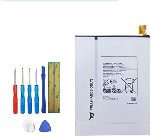 Upplus EB-BT710ABE - Batería de repuesto compatible con Samsung Galaxy Tab S2 8.0 LTE-A SM-T710 SM-T715 SM-T715C SM-T715N0 SM-T715Y con kit de herramientas