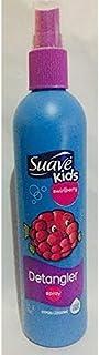 Sauve Kids Detangler Spray Swirlberry 10 oz (Pack of 2)