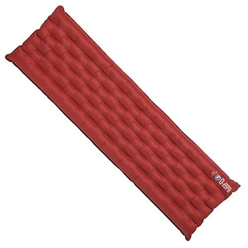 Big Agnes Q-Core Insulated Sleeping Pad (Long/Rust)