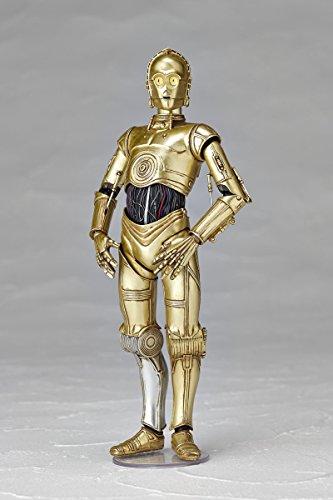 Kaiyodo 4537807130037 - Statuetta Revoltech Star Wars, 15 cm