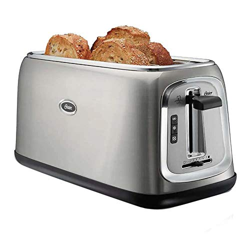 tostadora 4 rebanadas de pan fabricante Oster
