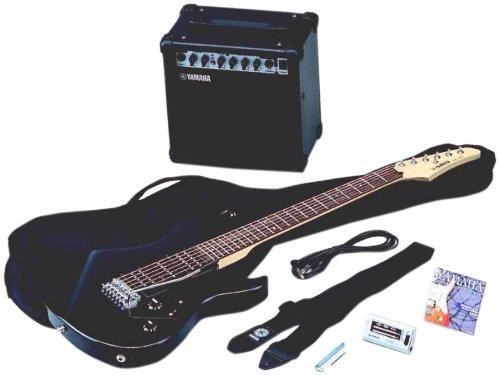 Yamaha ERG 121 GPII H BL E-Gitarrenset ERG 121 inkl. 15 Watt Amp GA15, Gigbag, Gurt, Tuner YT100, Saiten, 3 Plecs, Saitenkurbel
