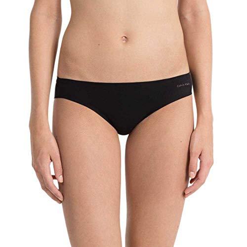 Calvin Klein underwear 0000F3843E - Ropa Interior para mujer, Negro (BLACK 001),...