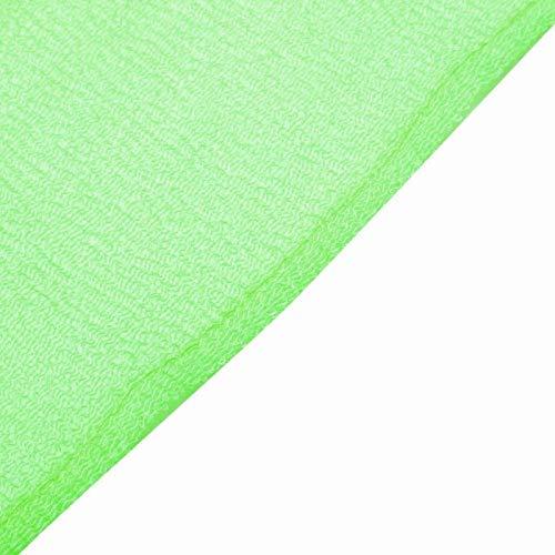 CHENGGONG Toalla de baño, Toalla fácil de aplicar para el Cuerpo, para salón de Belleza, Estilista Profesional, Tienda, salón Familiar(Green)