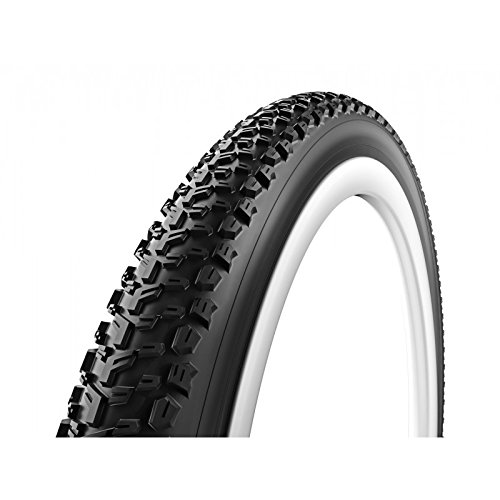 Vittoria Mezcal G y Isotech neumático de Bicicleta, Unisex, Mezcal G+ Isotech, Negro