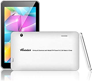 WinTouch R74X Tablet - 7 Inch, 8GB, WiFi, White