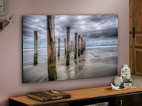 Schuller - Cuadros Impresión Digital - Fotografía Marea Baja (130x80)
