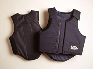 Tough 1 Bodyguard Protective Vest, Black