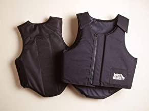 Tough 1 Bodyguard Protective Vest, Black